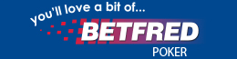 Betfred Poker