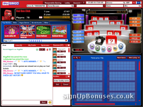 Deal or no deal theme screenshot