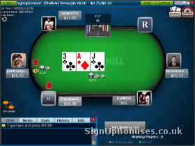 Demonstration Of The Poker Software
