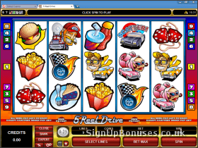 5 Reel Slots Screenshot